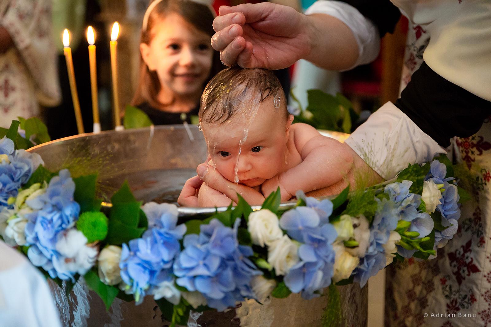 fotograf de botez in Bucuresti - Adrian Banu