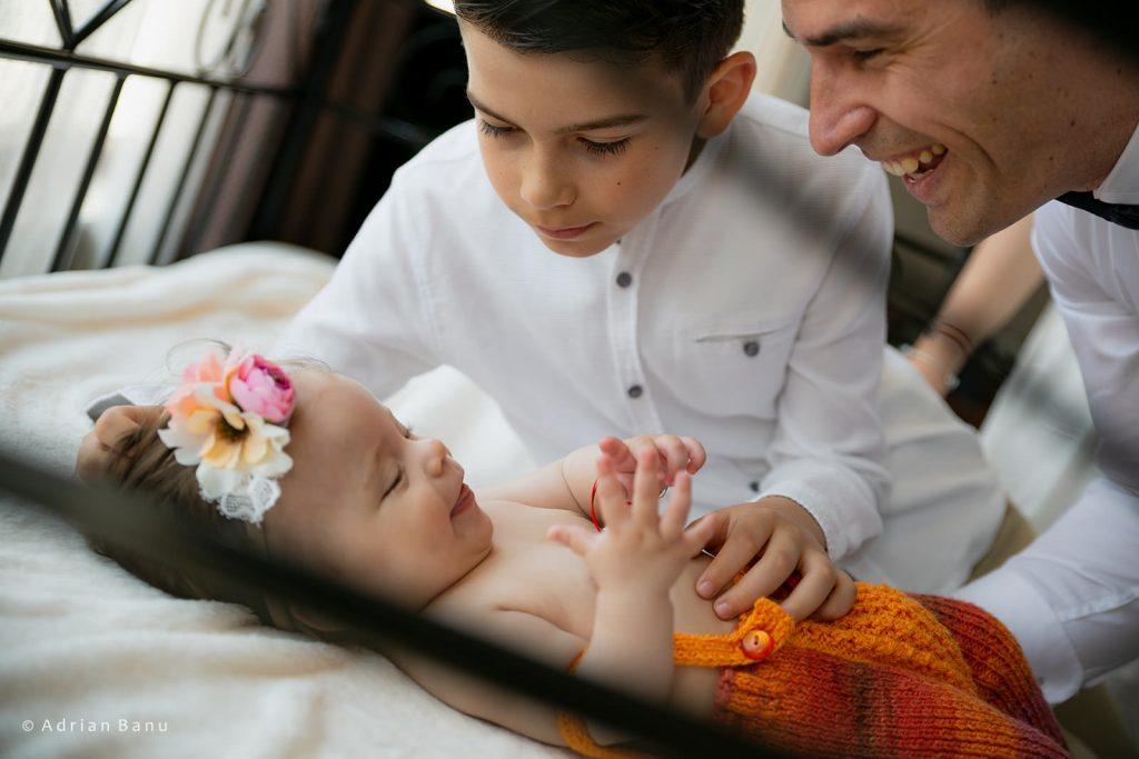 botez Anya Helena 8