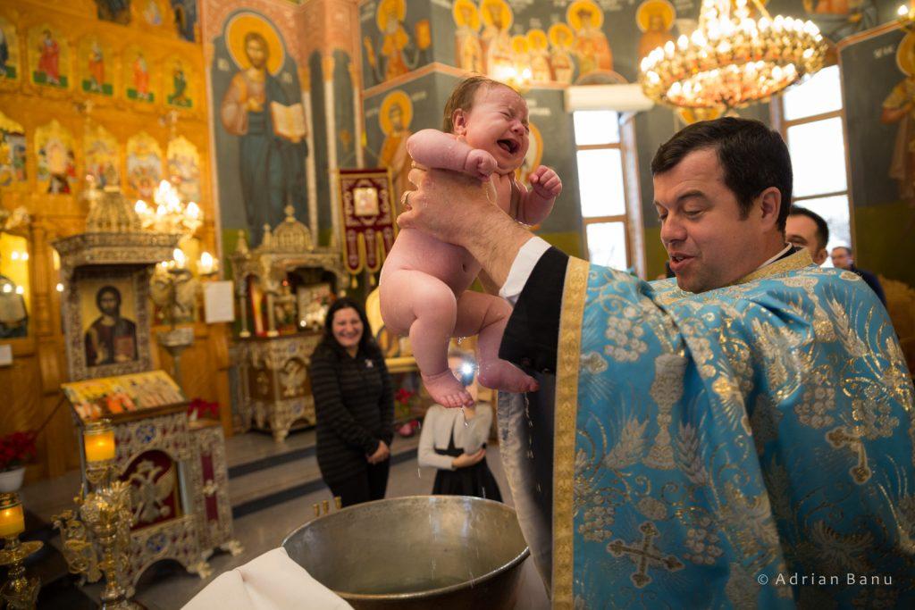 fotograf de botez Adrian Banu - botez Eva Maria 18