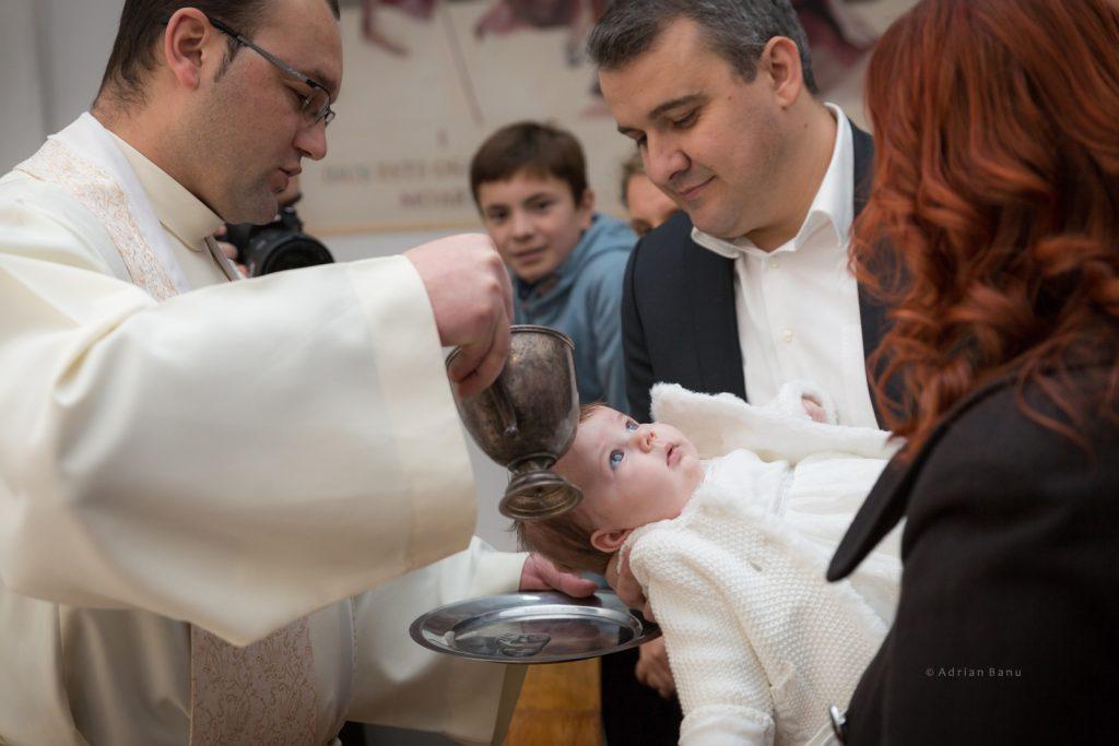 fotograf de botez Adrian Banu - botez Sonia Francesca 2