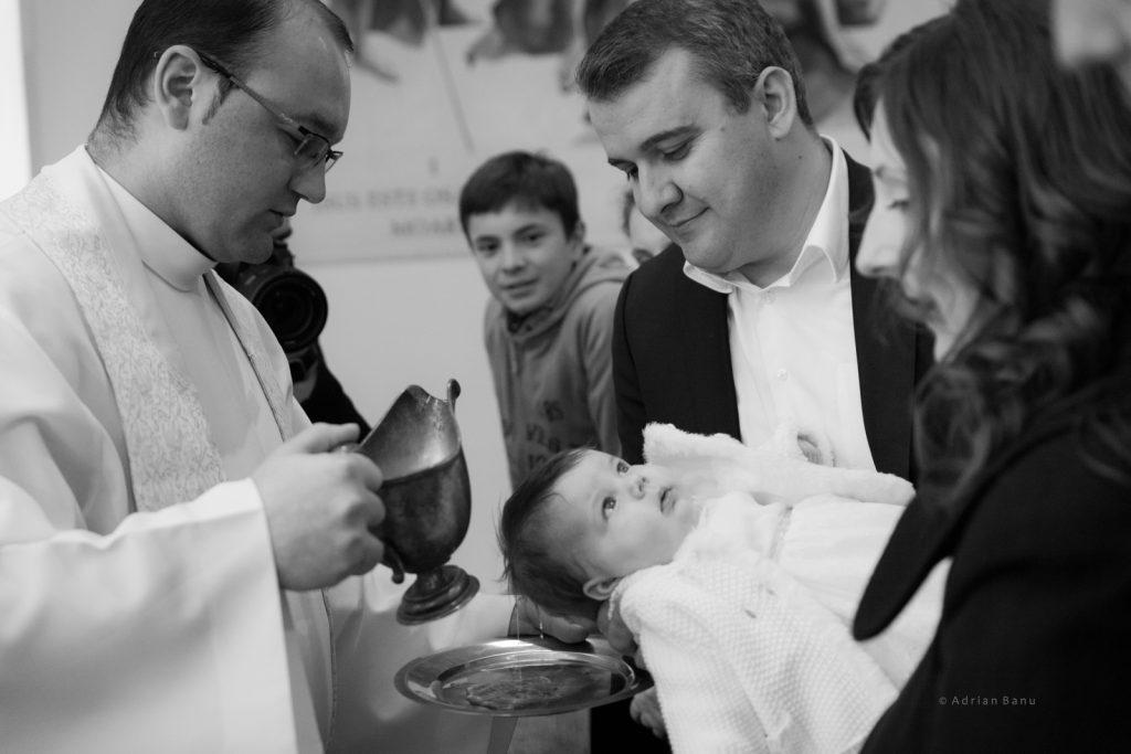 fotograf de botez Adrian Banu - botez Sonia Francesca 3