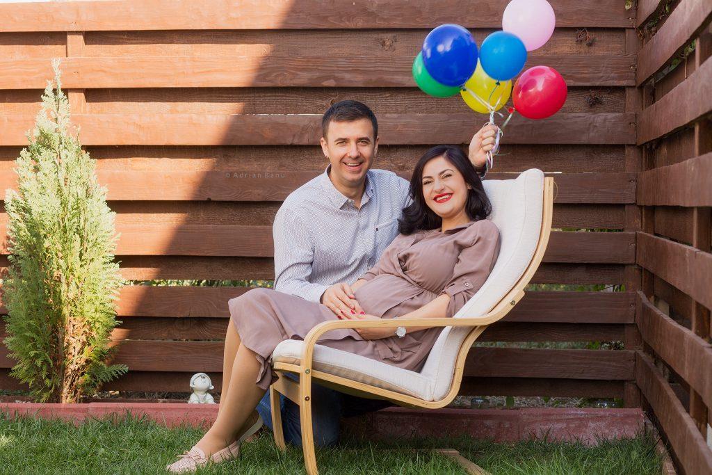 sesiune foto maternitate Georgiana si Adrian 1