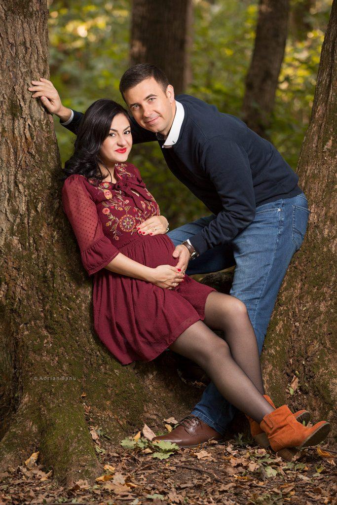 sesiune foto maternitate Georgiana si Adrian 8